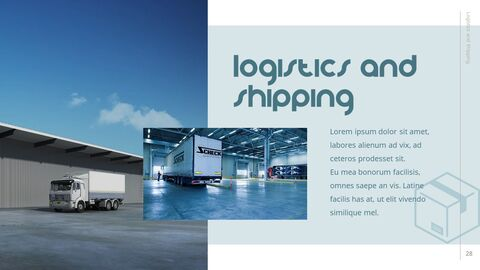 Logistics and Shipping Presentation PowerPoint_28