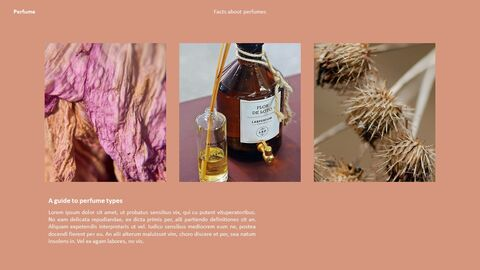 Perfume with Flower PowerPoint Templates_04