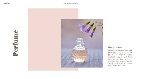 Perfume with Flower PowerPoint Templates_07