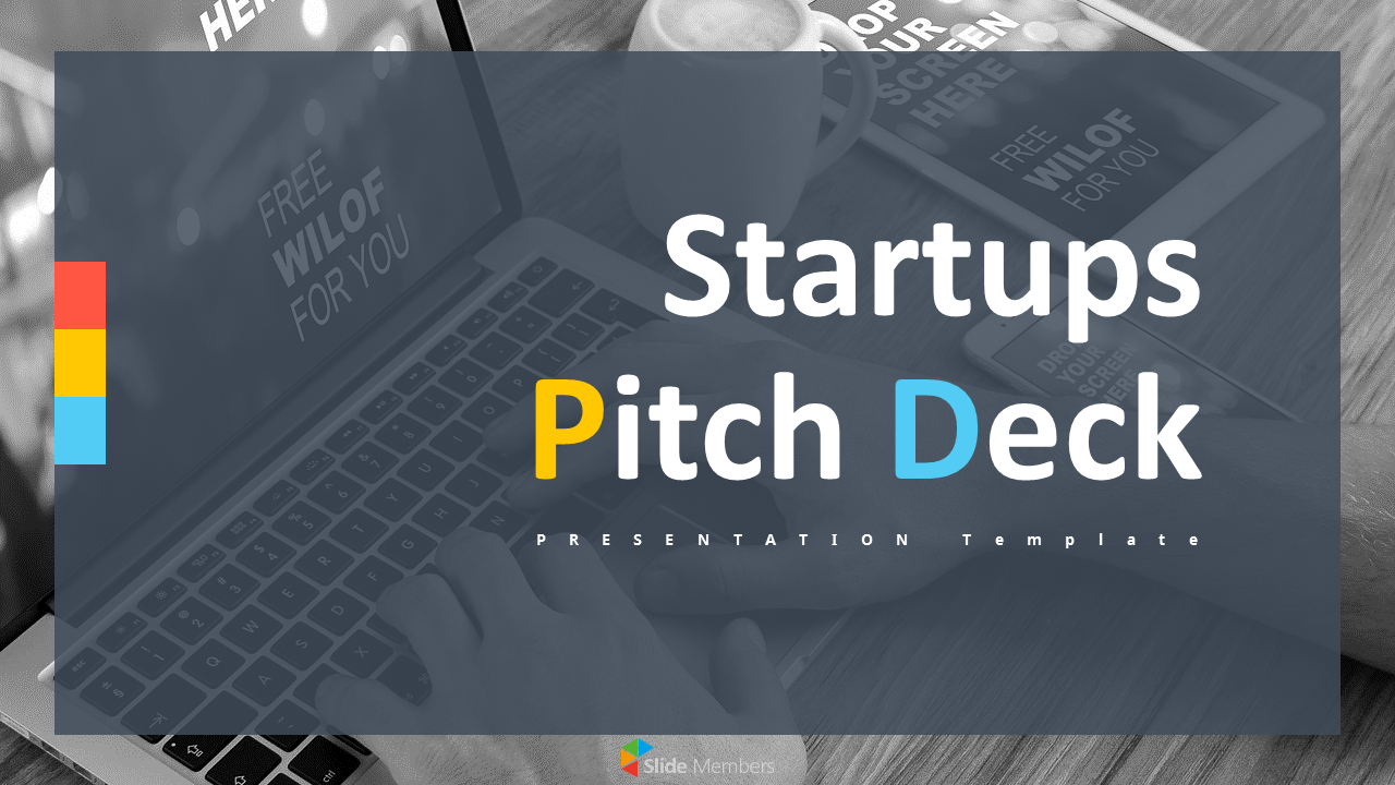 Animated Templates Startups Pitch Deck Powerpoint Presentation