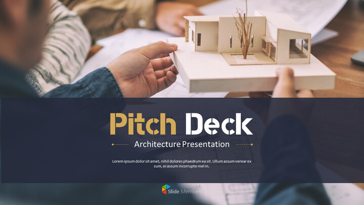 Architecture Pitch Deck Animated Slides in PowerPoint_01
