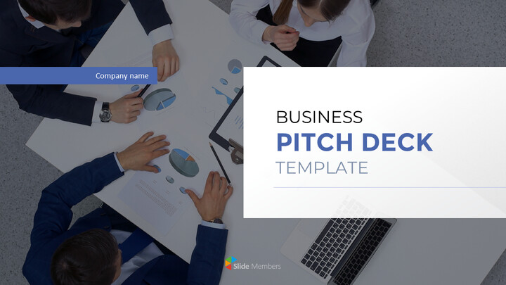 Business Pitch Deck Animation Templates Design_01