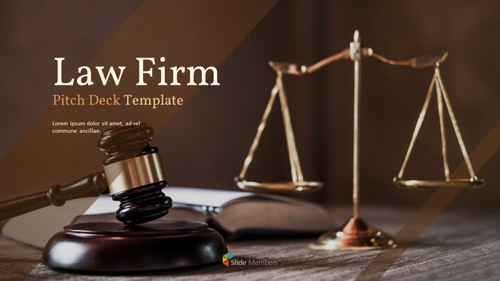 Law Firm Pitch Deck PowerPoint Presentation Animation Templates_01