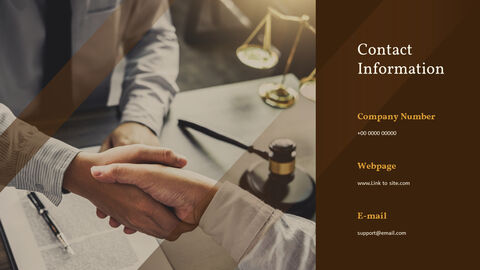 Law Firm Pitch Deck PowerPoint Presentation Animation Templates_12