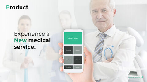 Medical Service Pitch Deck PowerPoint Presentation Animation Templates_10