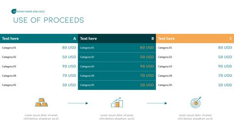 Pitch Deck PPT Templates Design Presentation Animated Slides_14