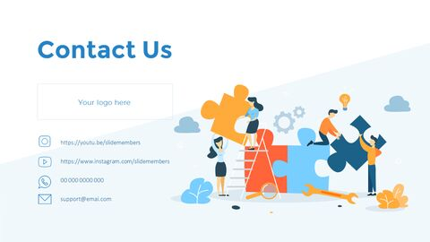 Startup Pitch Deck Animation Templates_14