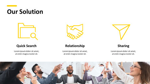 Startup Pitch Deck powerpoint animation template_03