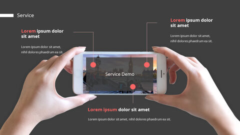 Traveler Connect 템플릿 디자인 프리젠 테이션 애니메이션 슬라이드_03