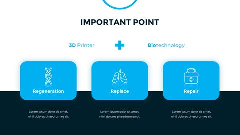 3D Bioprinting Modern animated PowerPoint Templates_06