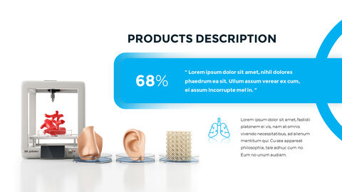 3D Bioprinting Modern animated PowerPoint Templates_04