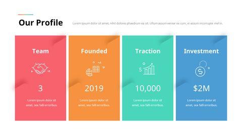 Animated Templates - Line Icon Minimal Presentation PowerPoint_03