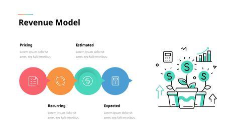 Animated Templates - Line Icon Minimal Presentation PowerPoint_09