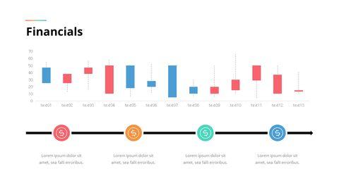 Animated Templates - Line Icon Minimal Presentation PowerPoint_12