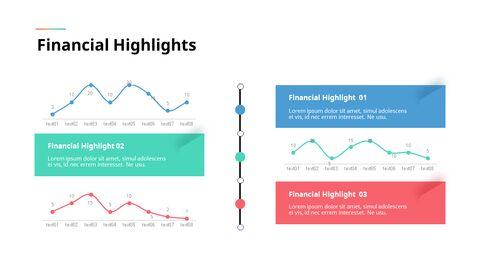 Animated Templates - Line Icon Minimal Presentation PowerPoint_13