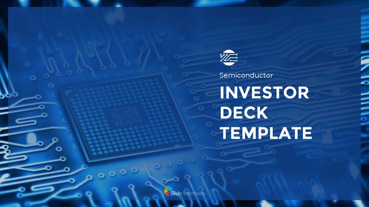 애니메이션 템플릿-Semiconductor Investor Deck 테마 PT 템플릿_01
