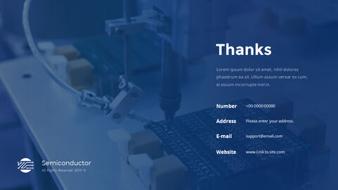 Animated Templates - Semiconductor Investor Deck Theme PT Templates_15