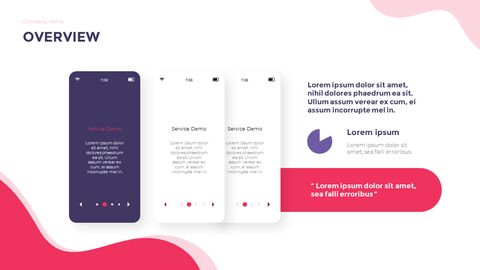 Animated Templates - Startup Visually Focused Template PowerPoint Design ideas_13
