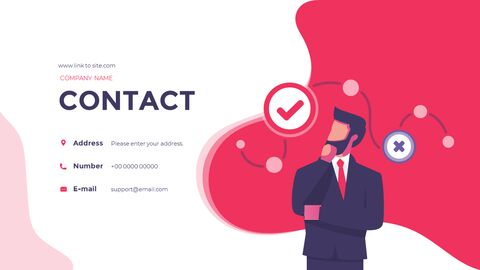 Animated Templates - Startup Visually Focused Template PowerPoint Design ideas_16