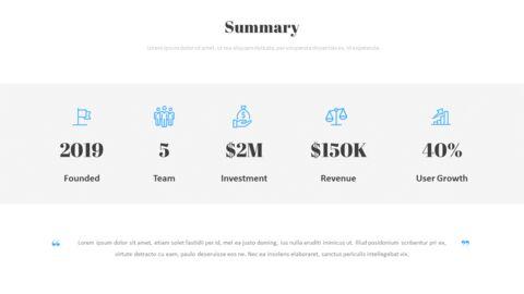 Business Proposal Pitch Deck Presentation Animation Templates_03