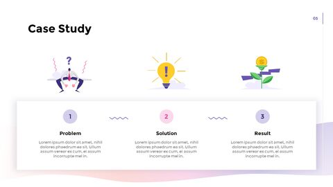 Company Business Plan Report animated PowerPoint Templates_04