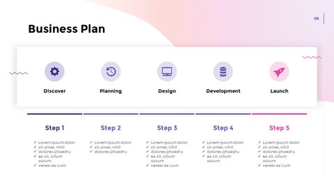 Company Business Plan Report animated PowerPoint Templates_07