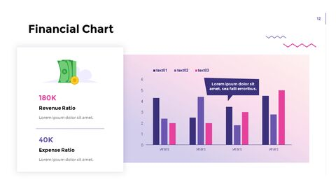 Company Business Plan Report animated PowerPoint Templates_13