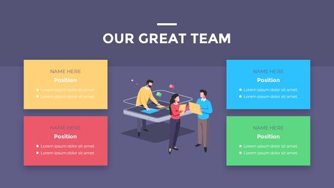 Financial Business Creative Report PPT Templates Animation Design_14