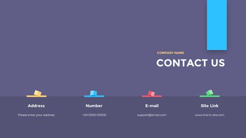 Financial Business Creative Report PPT Templates Animation Design_15