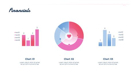 PowerPoint의 Love Match 응용 프로그램 테마 애니메이션 슬라이드_05