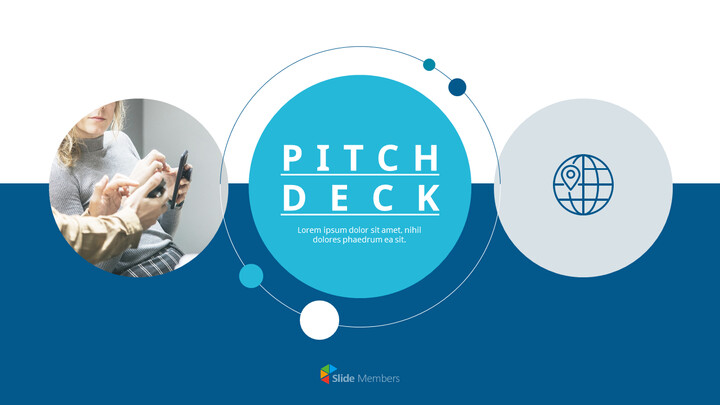 Modelli PowerPoint animati di Pitch Deck_01