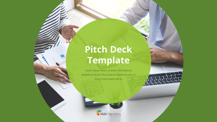 Pitch Deck PowerPoint Theme Animation Templates Design_01