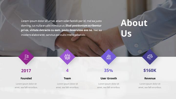 Presentazione animata PPT di marketing aziendale professionale_02