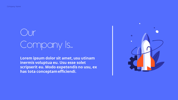 Start Business Pitch Deck Best Animated Slides in PowerPoint_02