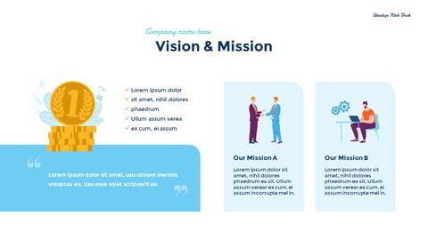 Startup Business Design Pitch Deck PPT animation templates_05