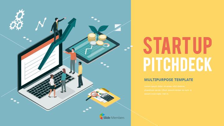Startup Pitch Deck Presentation Animated Slides_01