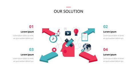 Startup Premium Flat Design Animated Template_03
