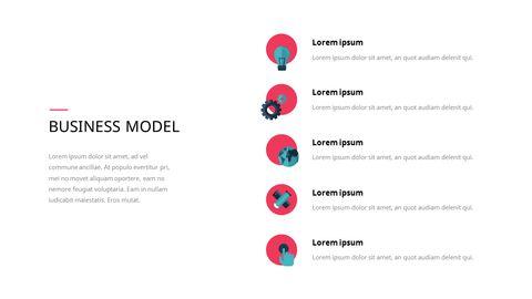 Startup Premium Flat Design Animated Template_07