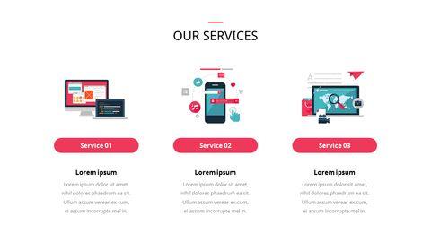 Startup Premium Flat Design Animated Template_08