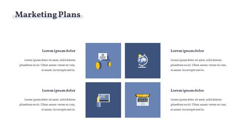 Ultimate Business Simple Template Animated Slides in PowerPoint_09