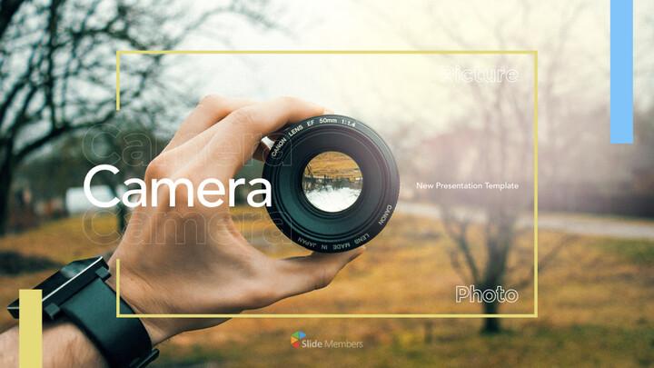 Camera Keynote Templates_01