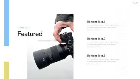 Camera Keynote Templates_04