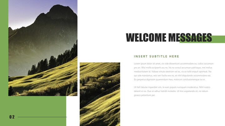 Mountain & Forest Keynote Presentation Template_02