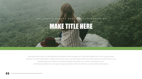 Mountain & Forest Keynote Presentation Template_03