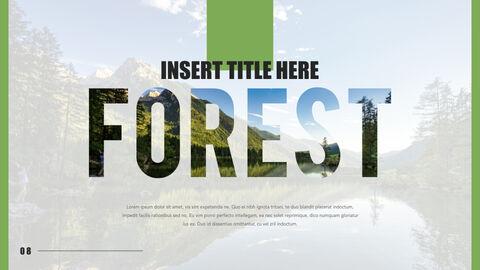 Mountain & Forest Keynote Presentation Template_08