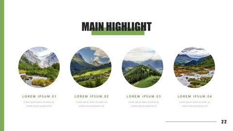 Mountain & Forest Keynote Presentation Template_22