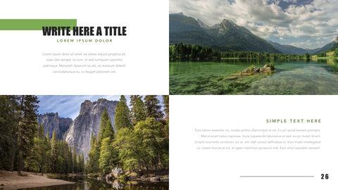 Mountain & Forest Keynote Presentation Template_26