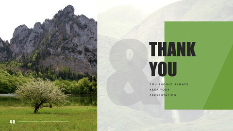 Mountain & Forest Keynote Presentation Template_40