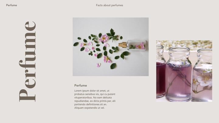 Perfume with Flower Keynote Design_02