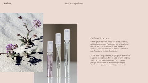 Perfume with Flower Keynote Design_06